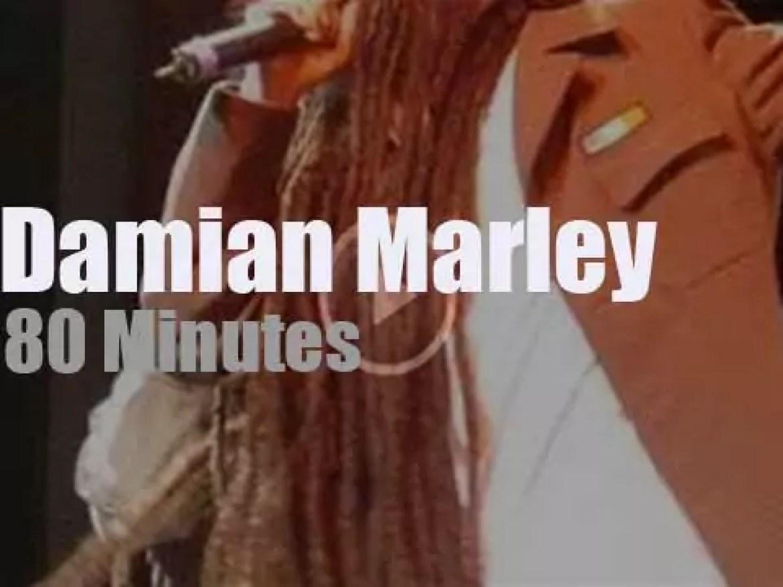 Damian Marley rocks Trinidad (2006)
