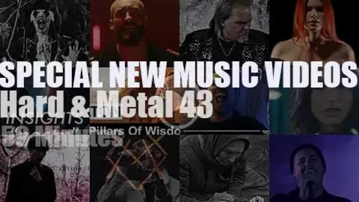 Hard & Metal Special New Music Videos 43