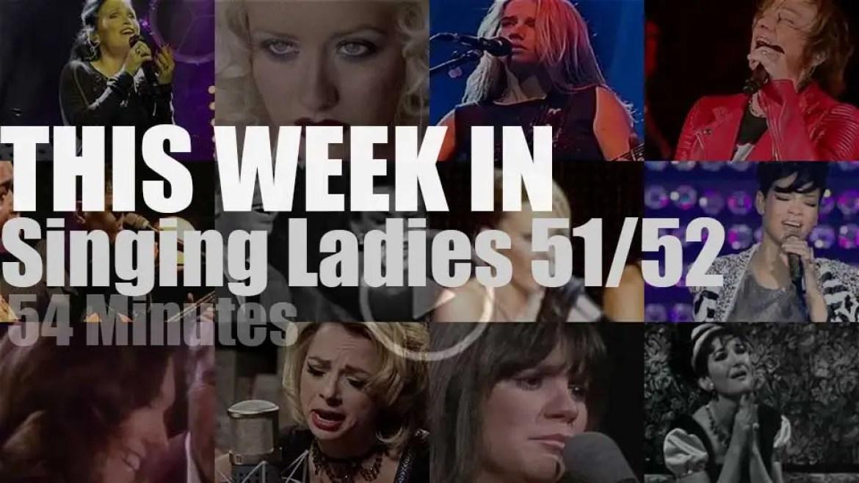 This week In Singing Ladies 51/52