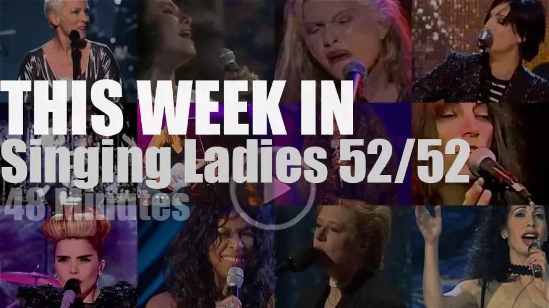 This week In Singing Ladies 52/52