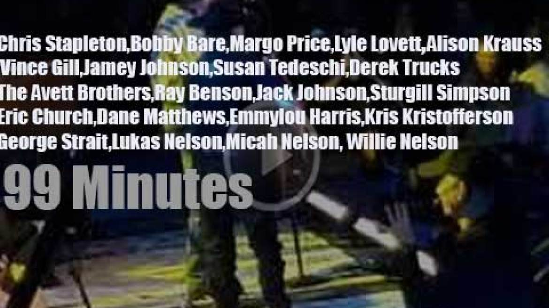 Alison, Lyle, Susan, Derek et al 'Sing One With Willie' (2019)