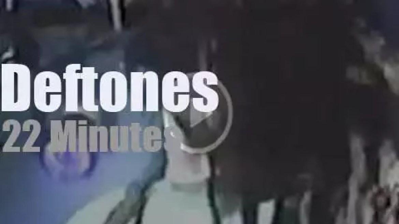 Deftones bring their 'Fur' to London (1998)
