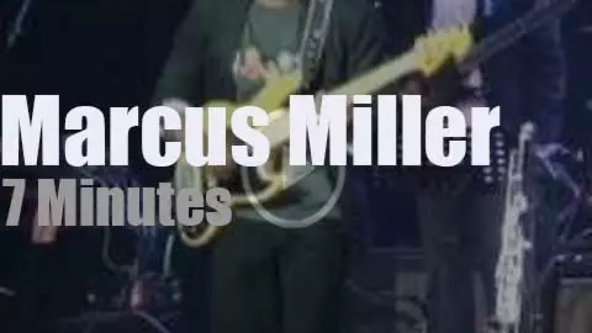 Marcus Miller and his Friends go on a Cruise (2012)