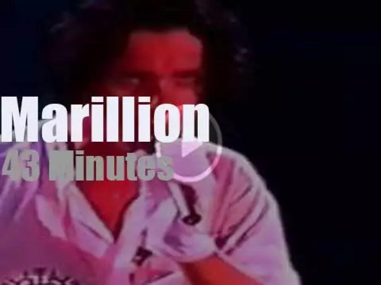 Marillion rock in Rio (1990)
