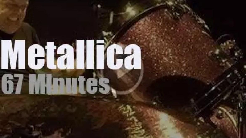 Metallica serenade Alabama (2019)