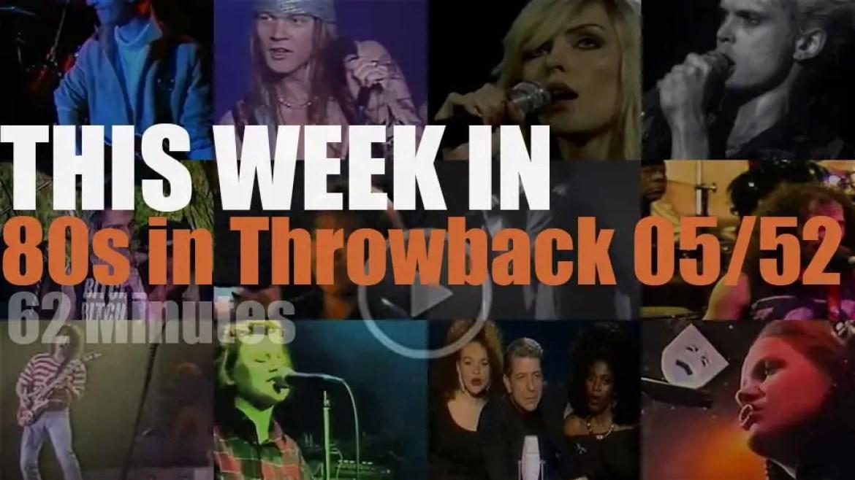 This week In  '80s Throwback' 05/52