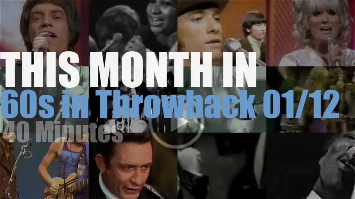 This month In  '60s Throwback' 01/12