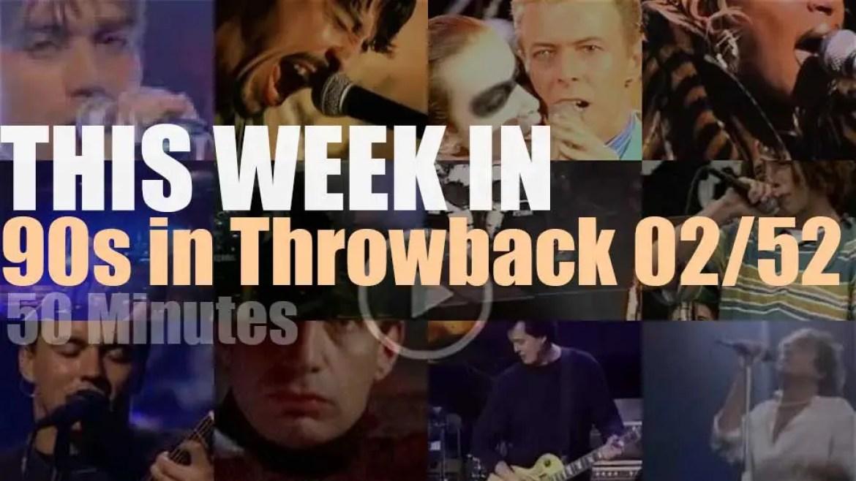 This week In  '90s Throwback' 02/52