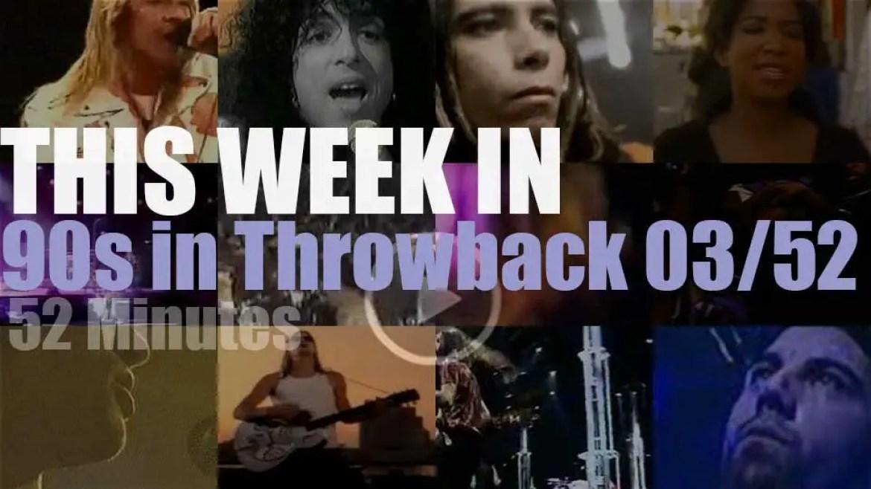 This week In  '90s Throwback' 03/52