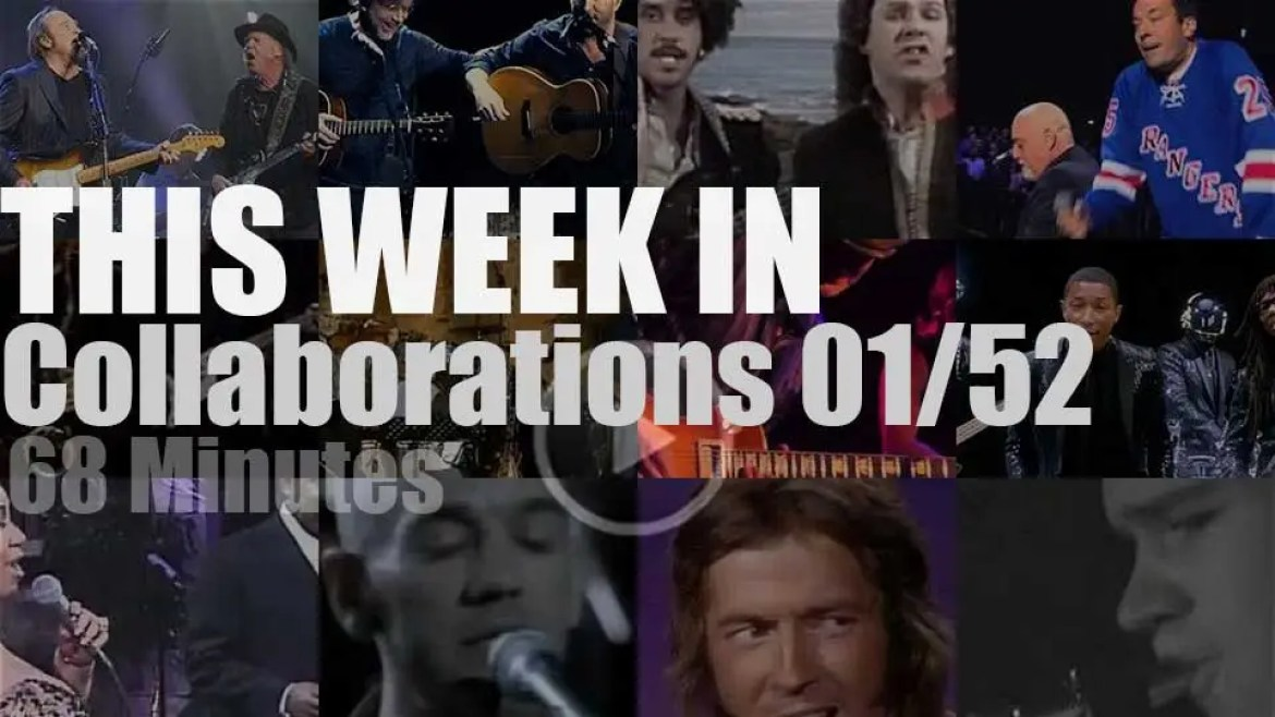 This week In One-Off Collaborations 01/52