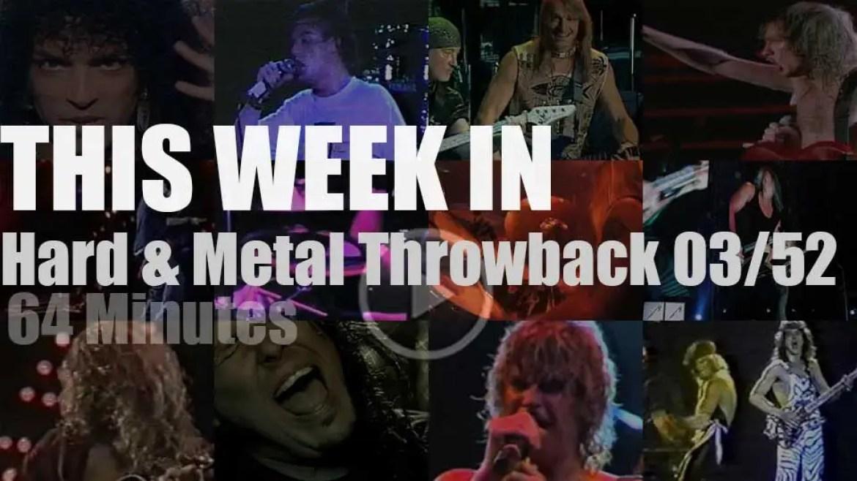 This week In 'Hard & Metal Throwback' 03/52