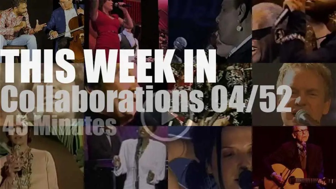 This week In One-Off Collaborations 04/52