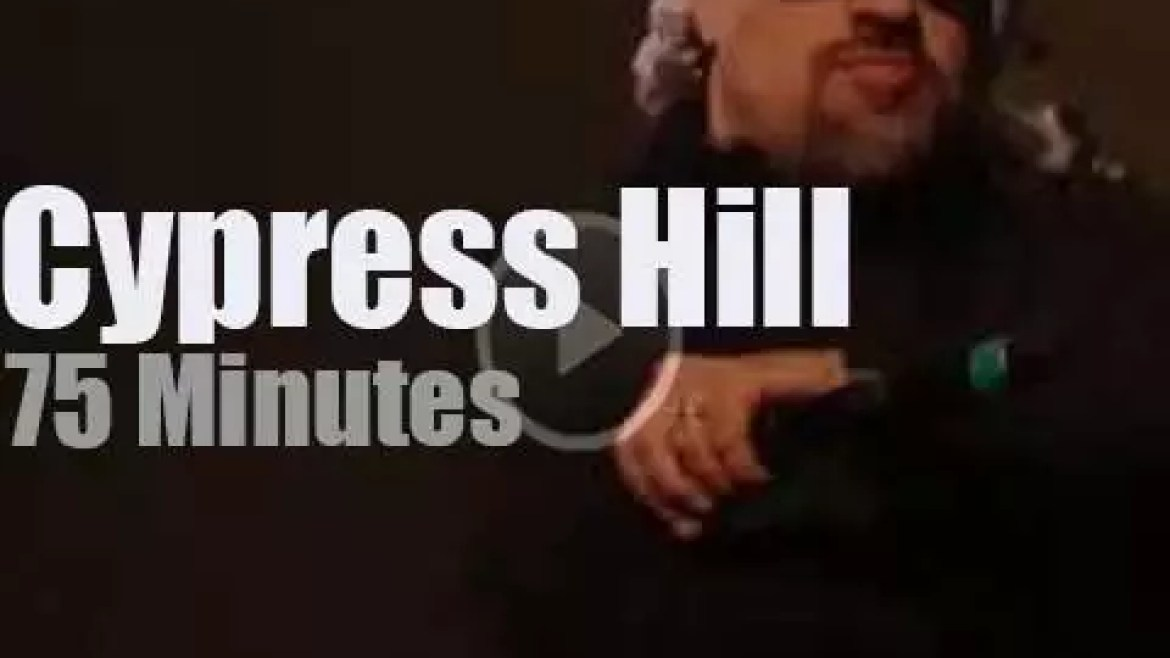 Cypress Hill come to Texas (2019)