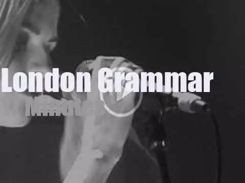 London Grammar  enchant Amsterdam (2014)