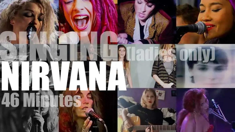 Singing (Ladies Only)  Nirvana