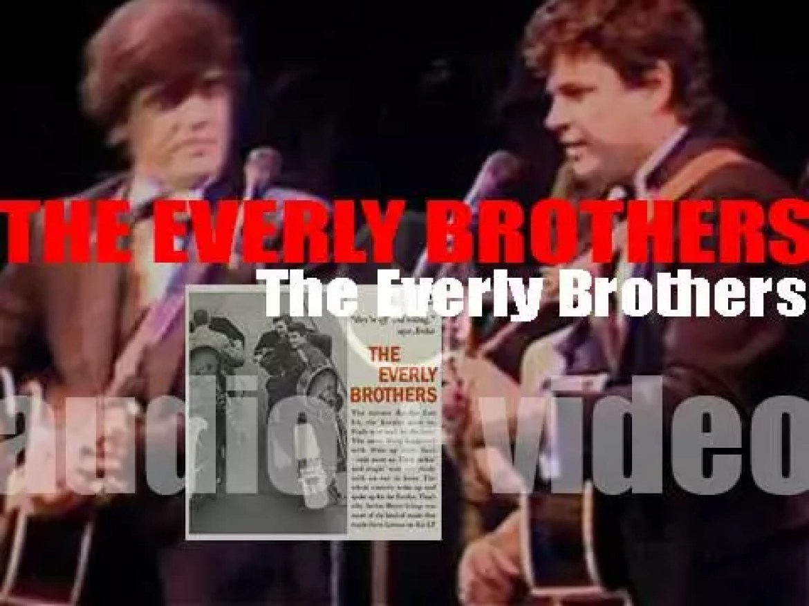 The Everly Brothers start the recording of their eponymous debut album featuring 'Bye Bye Love' (1957)