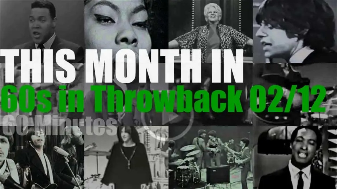 This month In  '60s Throwback'  02/12