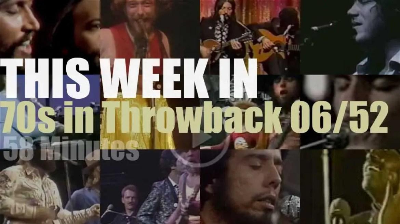 This week In '70s Throwback' 06/52