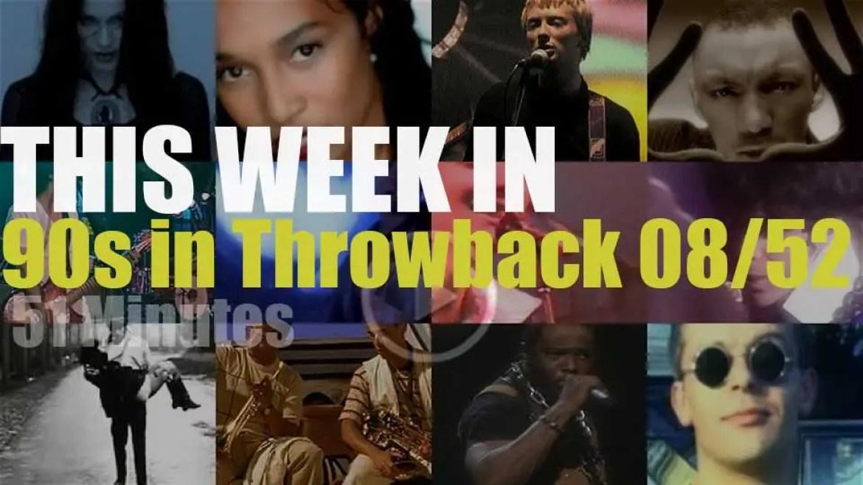 This week In  '90s Throwback' 08/52