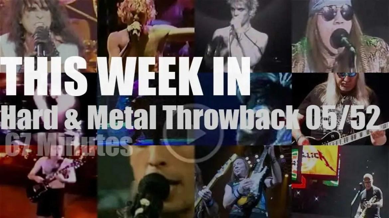 This week In  'Hard & Metal Throwback'  05/52