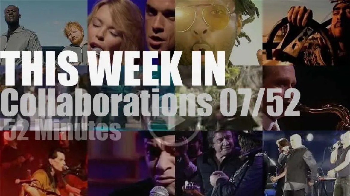 This week In One-Off Collaborations 07/52