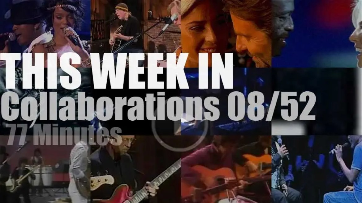 This week In One-Off Collaborations 08/52