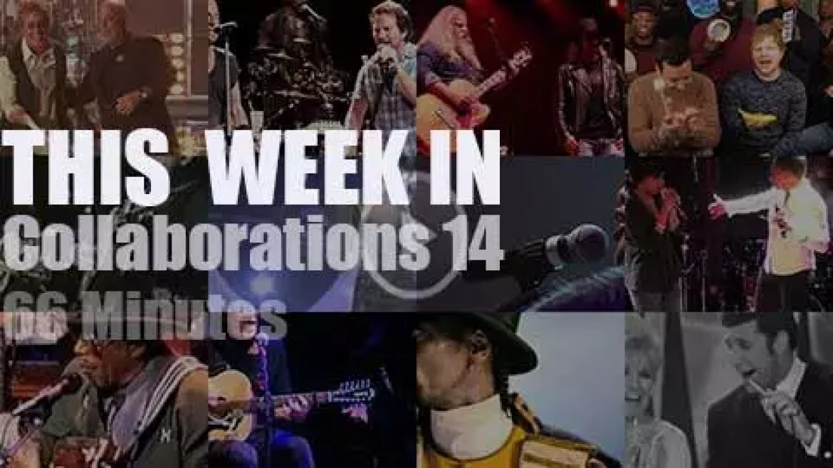 This week In One-Off Collaborations 14