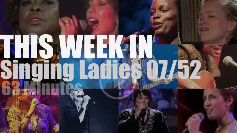 This week In Singing Ladies 07/52