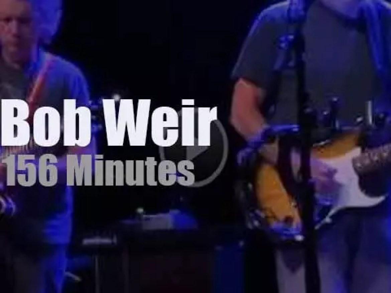 Bob Weir brings Ratdog to Detroit (2014)