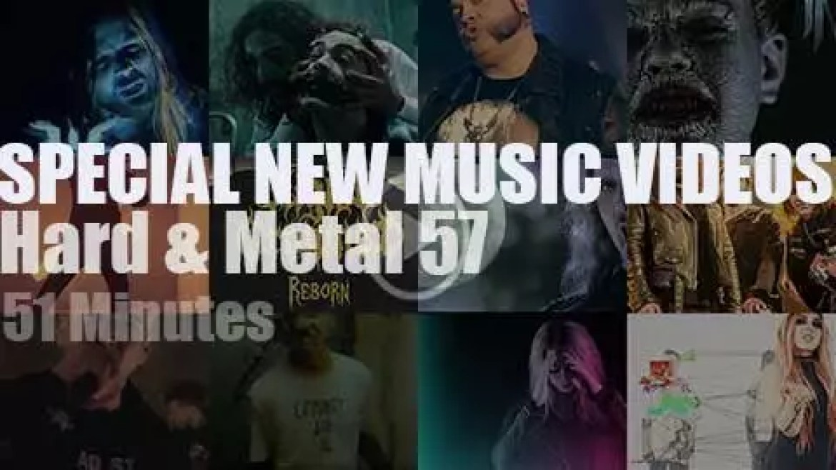 Hard & Metal Special New Music Videos 57