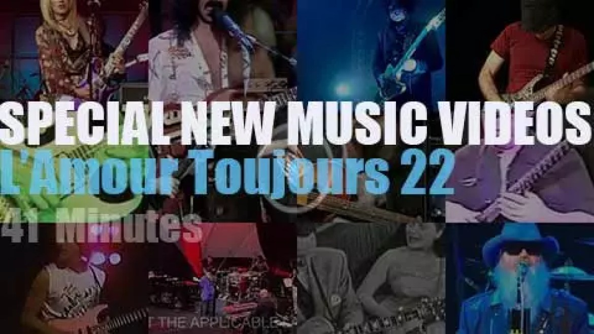 'L'Amour Toujours' Special New Music Videos 22
