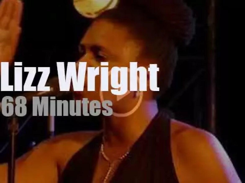 Lizz Wright sings In Paris (2018)