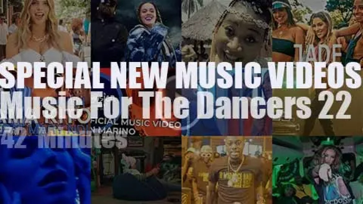 'Music For The Dancers' Special New Music Videos 22