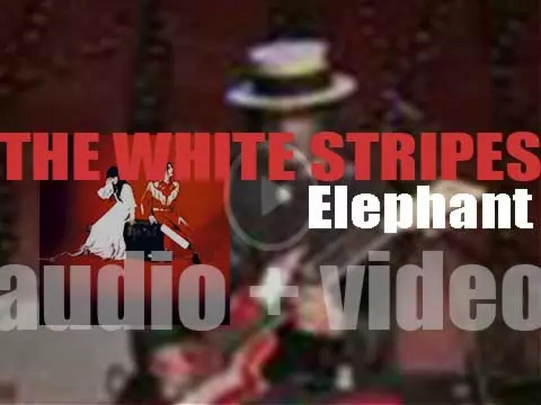 The White Stripes release 'Elephant', their fourth studio album featuring 'Seven Nation Army' (2003)