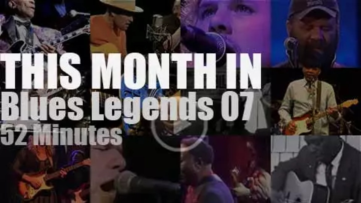 This month In Blues Legends 07