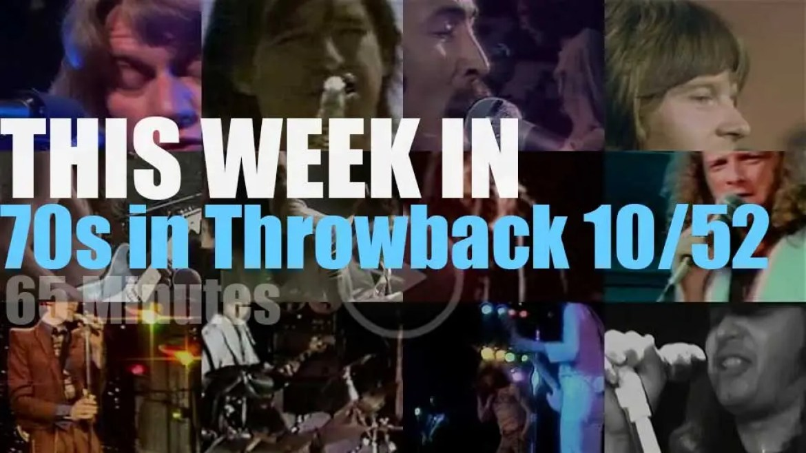 This week In  '70s Throwback' 10/52