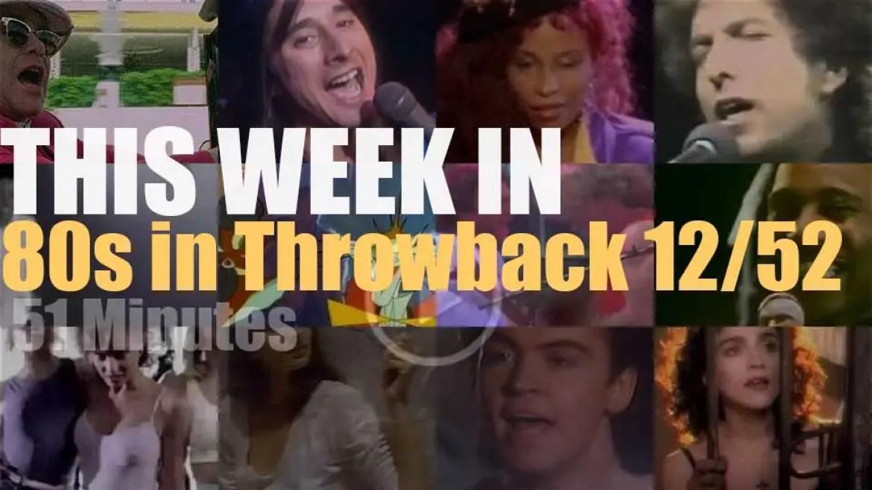 This week In '80s Throwback' 12/52