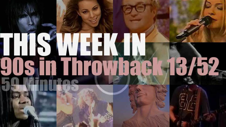 This week In  '90s Throwback' 13/52