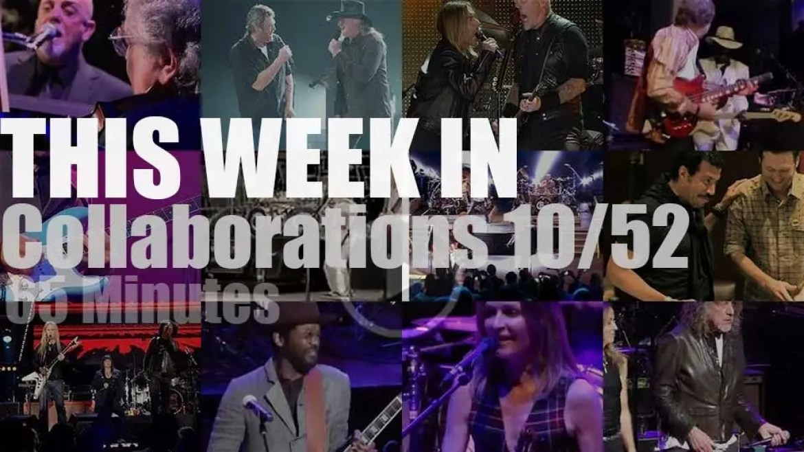 This week In One-Off Collaborations 10/52