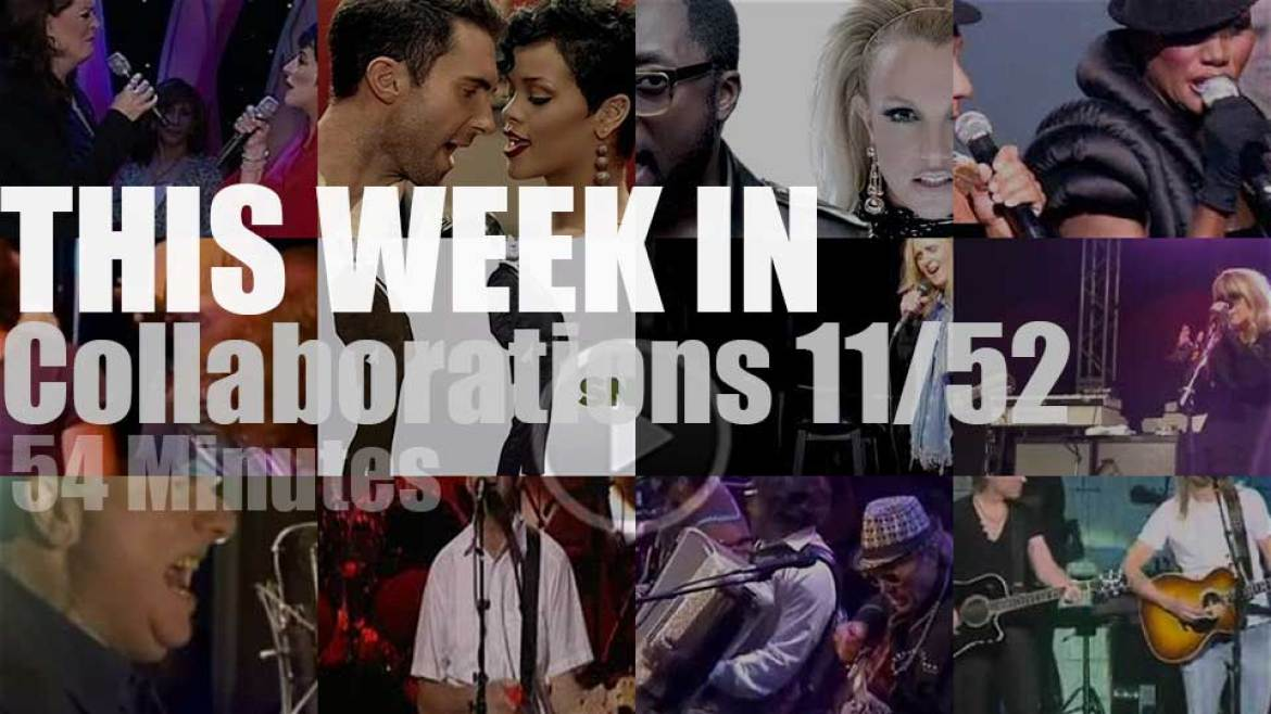 This week In One-Off Collaborations 11/52