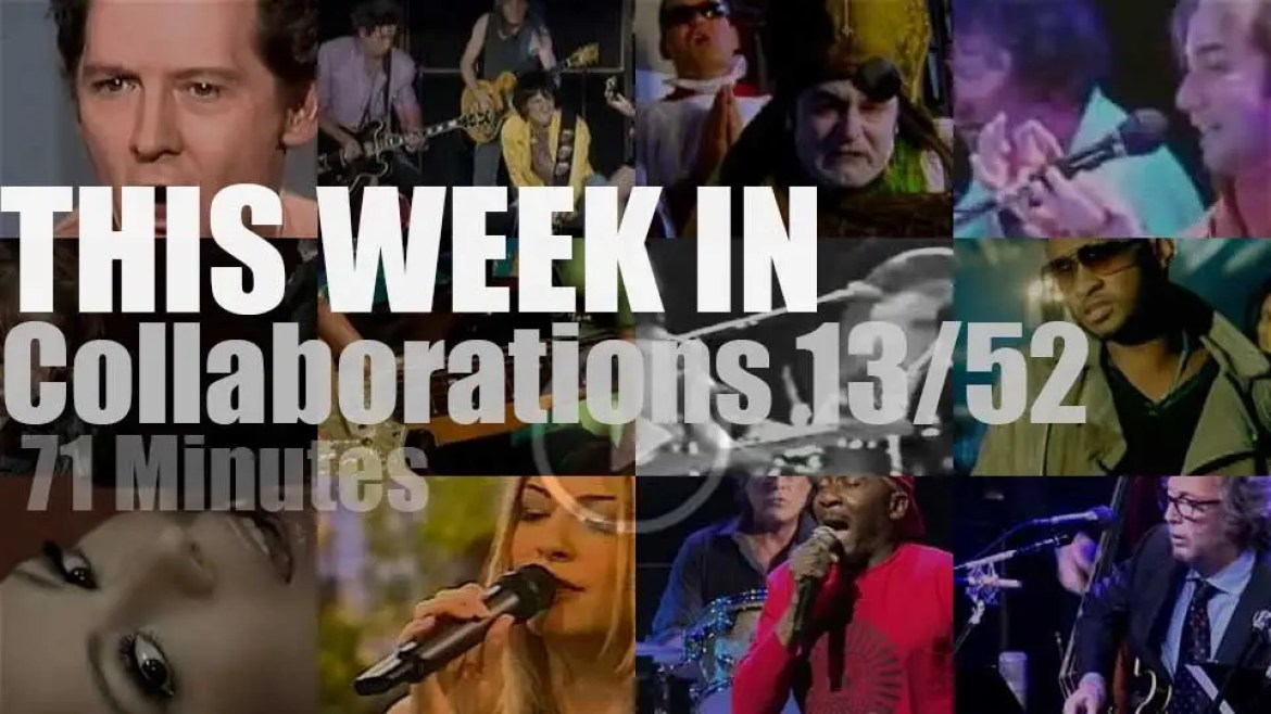 This week In One-Off Collaborations 13/52