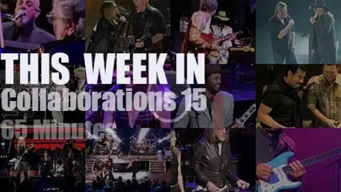 This week In One-Off Collaborations 15