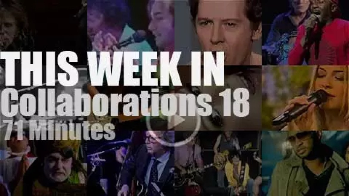 This week In One-Off Collaborations 18