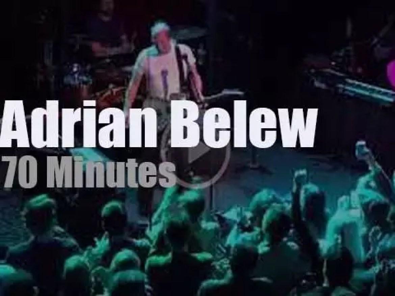 Adrian Belew plays in Pennsylvania (2019)