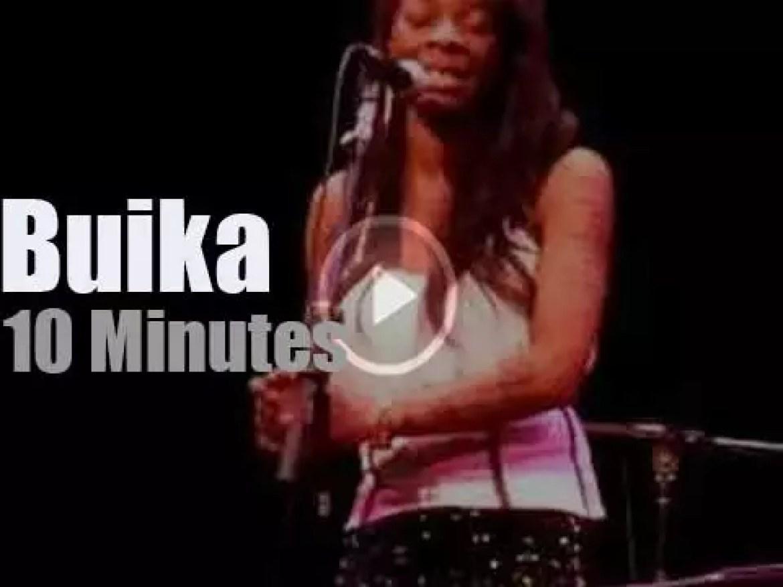 Buika visits New-York (2014)