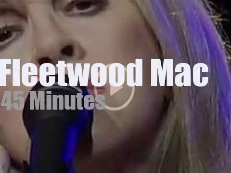 Fleetwood Mac come back to Boston (2013)