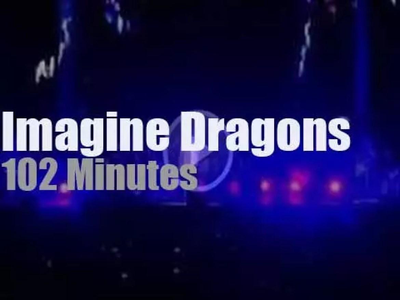 Imagine Dragons visit São Paulo (2015)