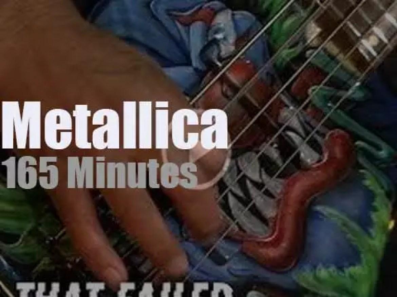 Metallica serenade Lisbon (2019)