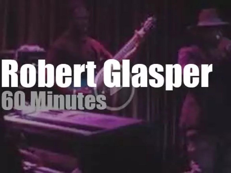 Nicholas Payton & Kamasi Washington guest with Robert Glasper (2019)