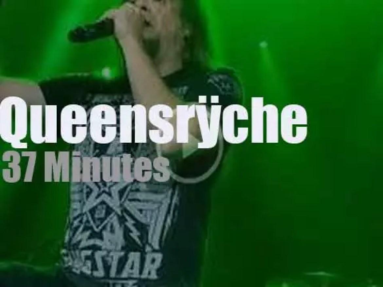 Queensrÿche rock Mississippi (2018)